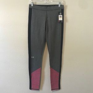 Under Armour Fitted Athletic Leggings